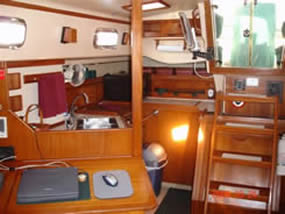 Whiteaker Yachts Office